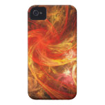 Firestorm Abstract Art iPhone 4 / 4S iPhone 4 Case-Mate Case
