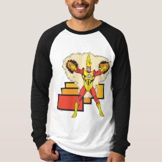 Firestorm In His Element Tee Shirt