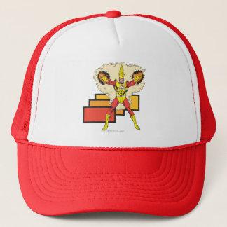 Firestorm In His Element Trucker Hat