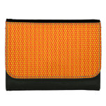 Firestorm Leather Wallet For Women