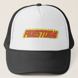 Firestorm Logo Trucker Hat