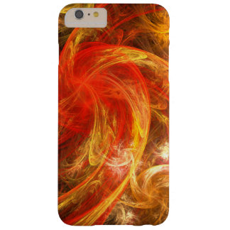 Firestorm Nova Abstract Art Barely There iPhone 6 Plus Case