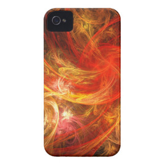 Firestorm Nova Abstract Art iPhone 4 / 4S Case-Mate iPhone 4 Case