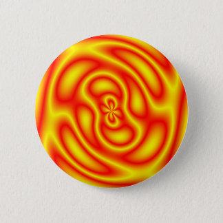 Firestorm Pinback Button