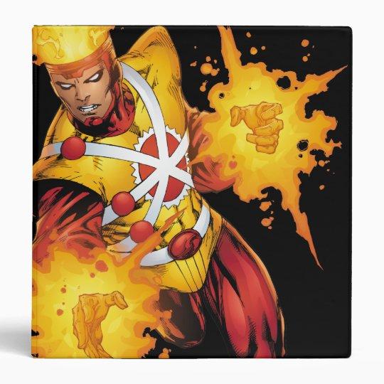 Firestorm Punch 3 Ring Binder