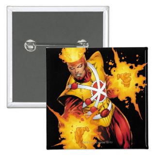 Firestorm Punch Button