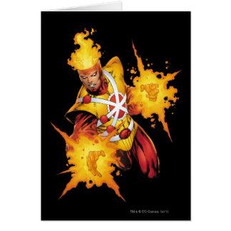 Firestorm Punch Card
