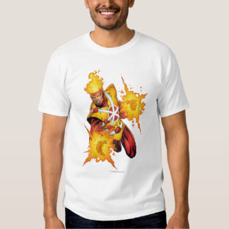 Firestorm Punch Tee Shirt