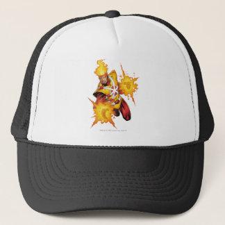 Firestorm Punch Trucker Hat