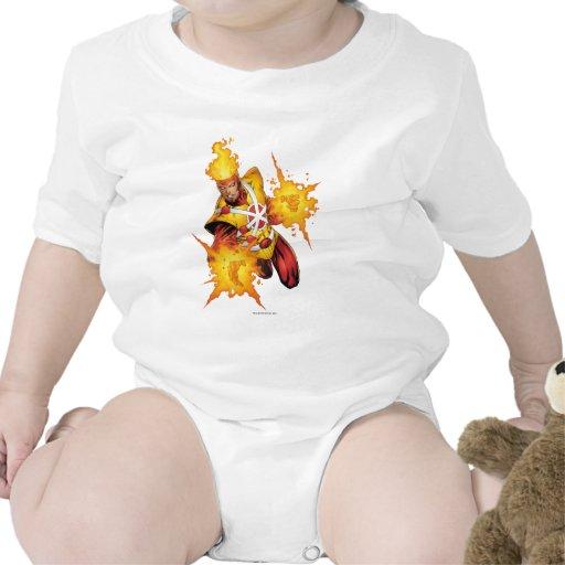 Firestorm Punch Tshirts