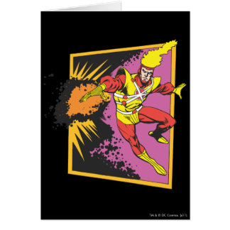 Firestorm Strikes Card