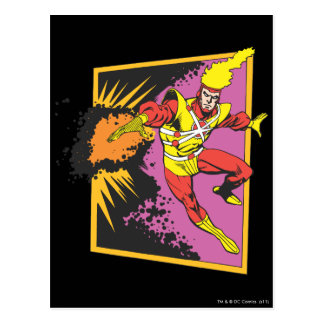 Firestorm Strikes Postcard