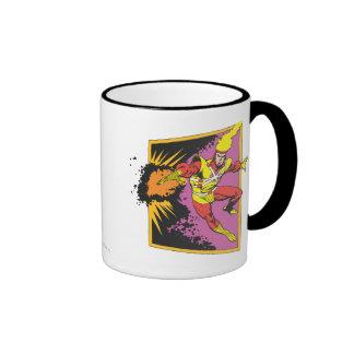 Firestorm Strikes Ringer Mug