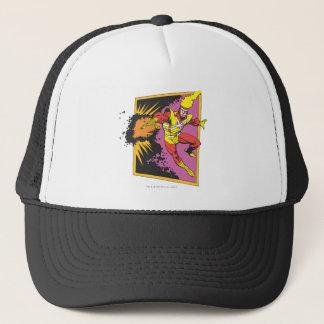 Firestorm Strikes Trucker Hat