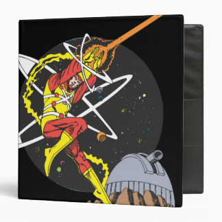 Firestorm - The Nuclear Man 3 Ring Binder