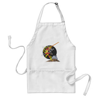 Firestorm - The Nuclear Man Adult Apron