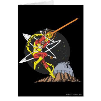 Firestorm - The Nuclear Man Card