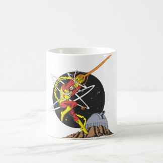 Firestorm - The Nuclear Man Coffee Mug