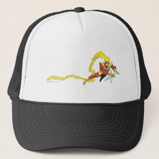 Firestorm Trail of Flames Trucker Hat