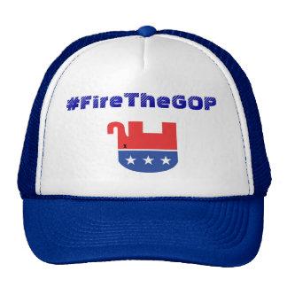 #FireTheGOP hat