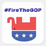 #FireTheGOP sticker