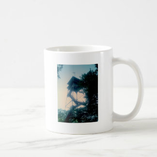 Firetower at the Grand Canyon Coffee Mug