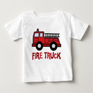 Firetruck Baby T-Shirt