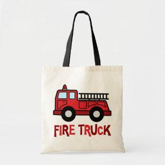 Firetruck Bolsa