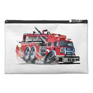 firetruck burnout travel accessory bag