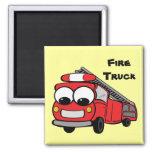 FireTruck - Magnet