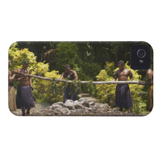 Firewalkers, centro cultural polinesio, Viti iPhone 4 Carcasas
