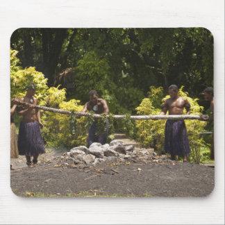Firewalkers, centro cultural polinesio, Viti Mousepad
