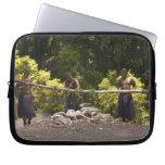 Firewalkers, Polynesian Cultural Center, Viti Laptop Sleeve
