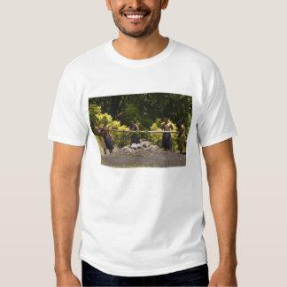 Firewalkers, Polynesian Cultural Center, Viti T-Shirt
