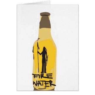 firewater card