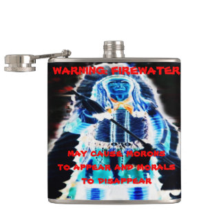 firewater drinking flask
