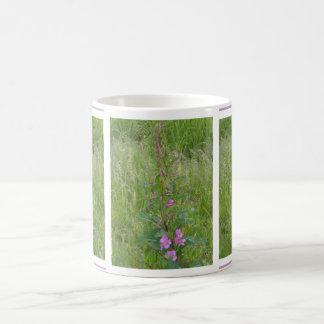 Fireweed #5 coffee mug