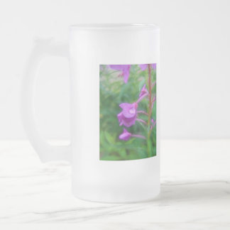 Fireweed After the Rain Frosted Glass Beer Mug