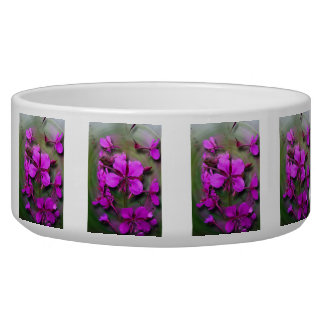 Fireweed in a Hurricane; No Greeting Bowl