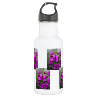 Fireweed in a Hurricane; No Greeting Water Bottle