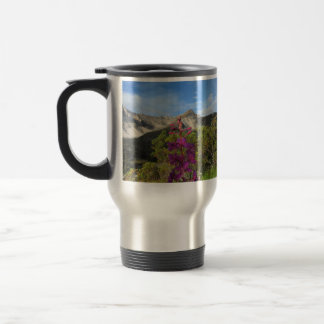 Fireweed in the Pelly Mountains Travel Mug