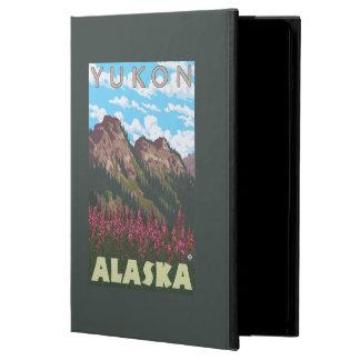 Fireweed & Mountains - Yukon, Alaska iPad Air Case