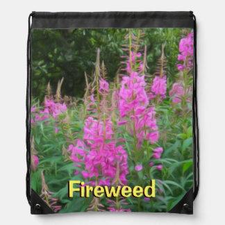 Fireweed Cinch Bags
