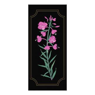 Fireweed Rack Card /Bookmark/Profile Card