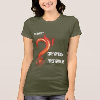 FireWhat Ladies t-shirt