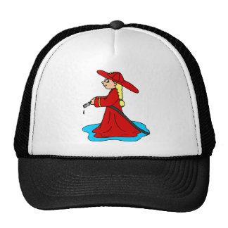 Firewoman Gorras