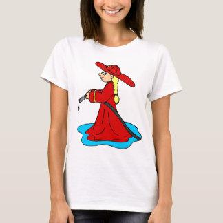 Firewoman T-Shirt
