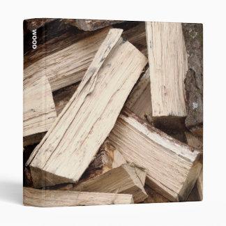 Firewood 3 Ring Binder