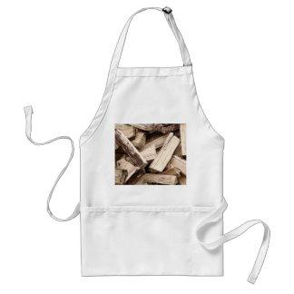 Firewood Adult Apron