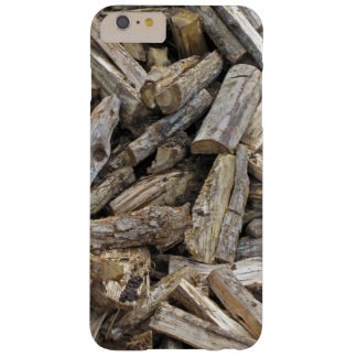 Firewood Barely There iPhone 6 Plus Case